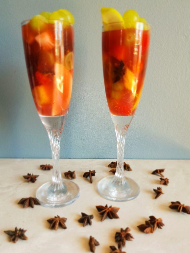 A Refreshing Sangria Summer Mix