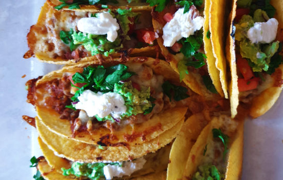 Easy Minced Beef Tacos Recipe