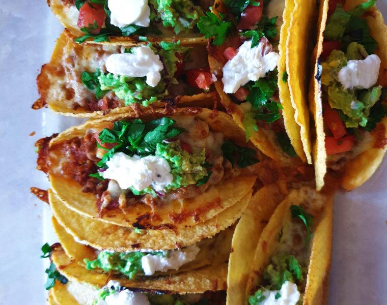 Easy Minced Beef Tacos Recipe