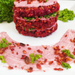 Beetroot and Lentils - Patties