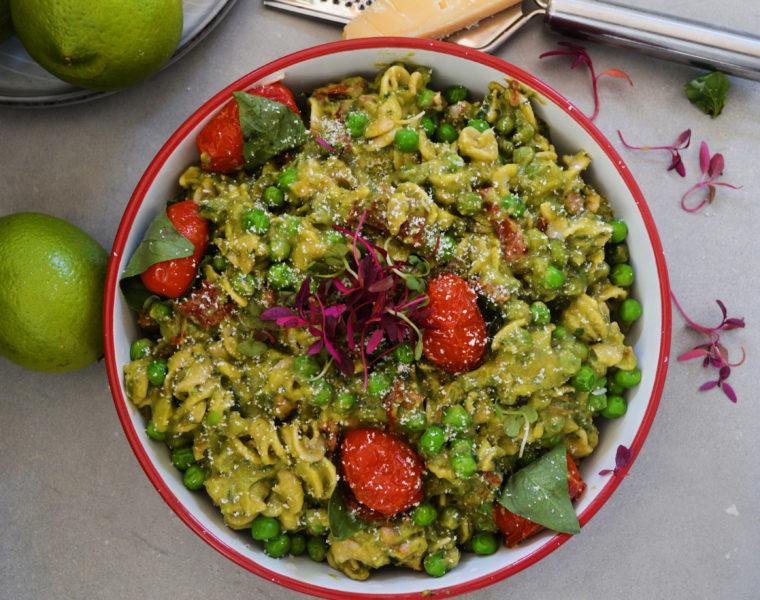 Avocado Pasta Recipe – Quick and Easy