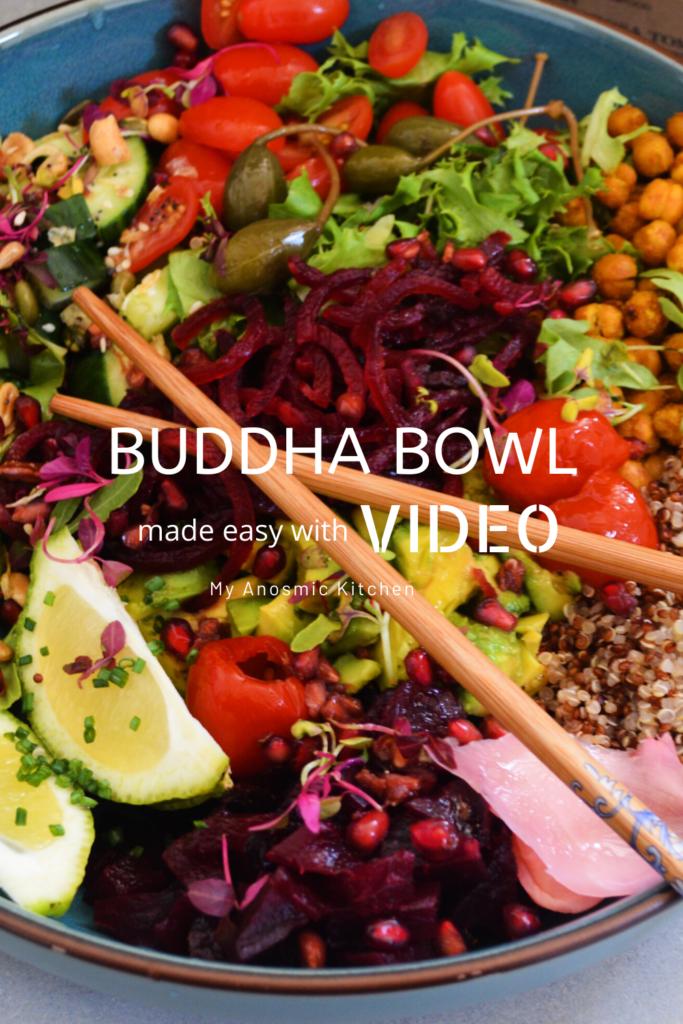 buddha bowl made easy