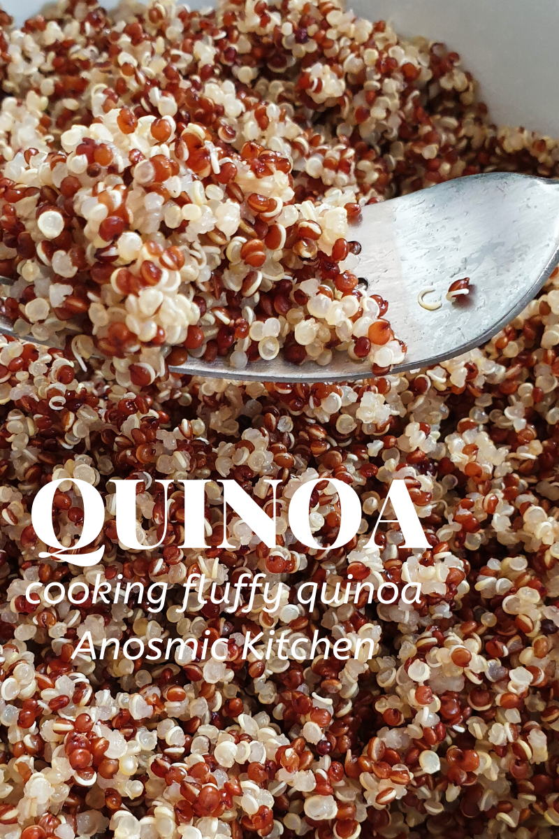 Cooking Fluffy Quinoa Every-Time